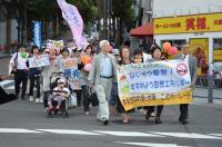 18_市役所までのパレード1