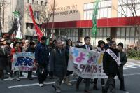 29_西梅田へパレード
